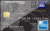 SAS EuroBonus Platinum American Express® Card kredittkort