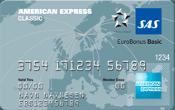 SAS EuroBonus Classic American Express® Card